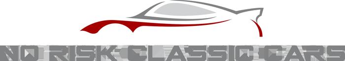 No Risk Classic Cars Logo